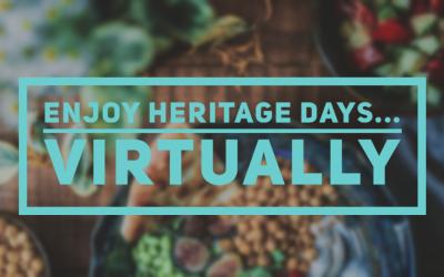 Enjoy Heritage Days…Virtually