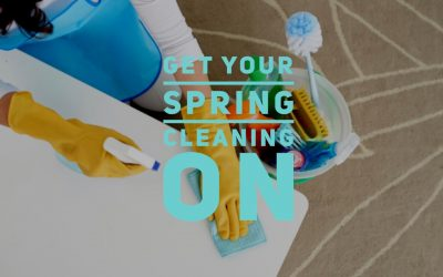 Get Your Spring Cleaning On